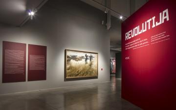 Revolutija. Da Chagall a Malevich, da Repin a Kandinsky